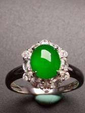 戒指,完美无暇、种水1流惊喜����