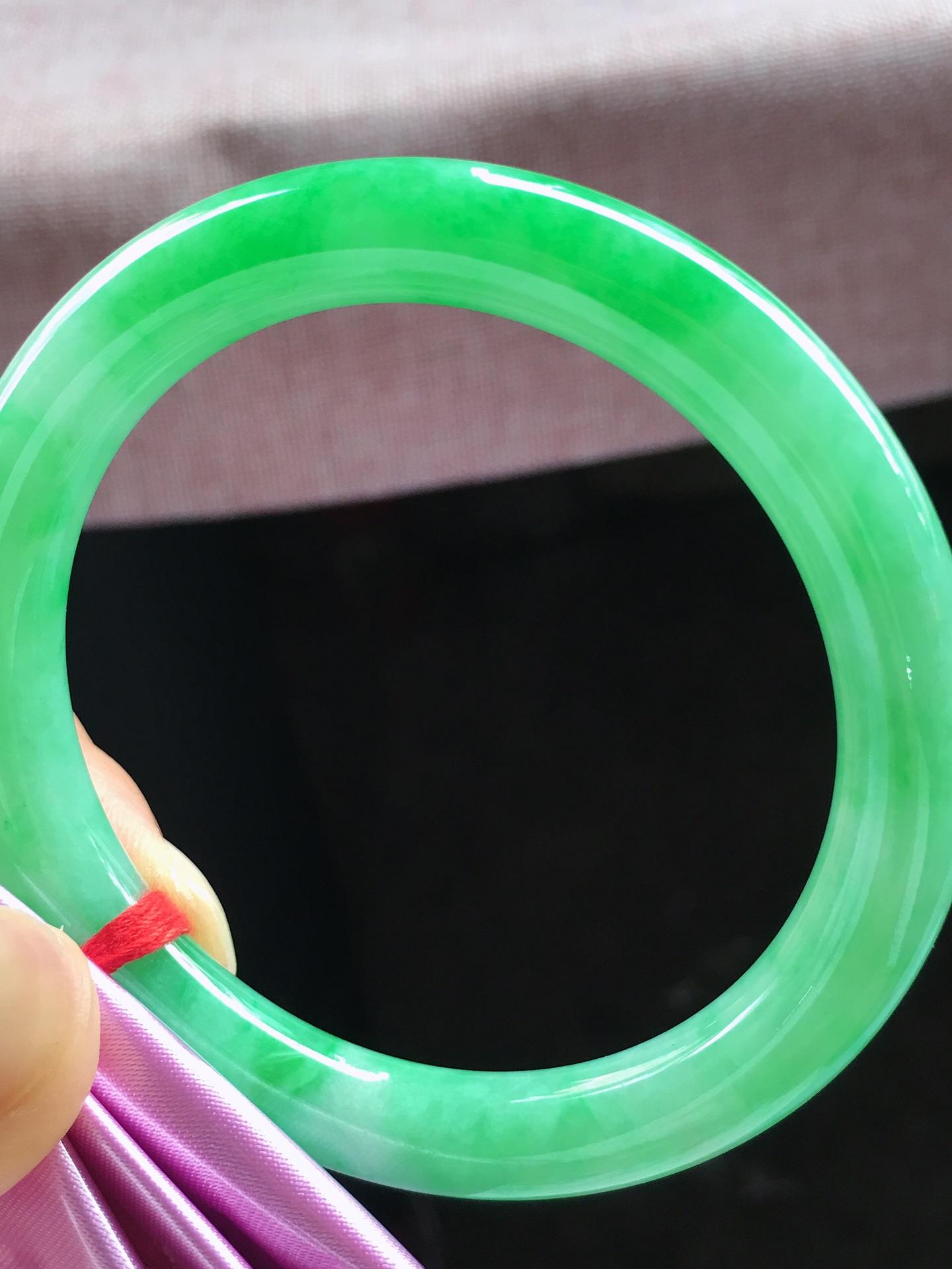 圆条手镯,小圈口53.5第3张