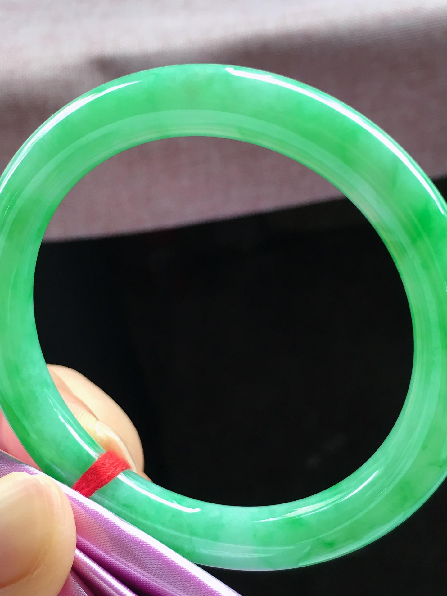 圆条手镯,小圈口53.5第4张